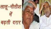Lalu Yadav vs Nitish Kumar over Bihar ki beti , Opposition's losing strategy। वनइंडिया हिंदी