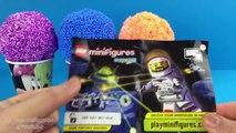 Argile ré des œufs découverte mousse dans mon poche chiot Kinder surprise tmnt shopkins lego minifigures