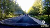 Double gamelle : quand ta femme en roller t'embarque dans sa chute alors que tu es en vélo