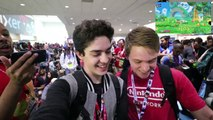 ULTIMATE CROWD REACTION LIVE FROM E3 2017 NINTENDO SPOTLIGHT, Metroid Prime 4, Super Mario