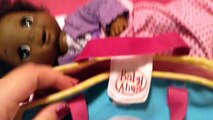 Vivant bébé poupée de vilain dunettes réal école malade Surprend Sophie Fakes