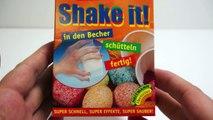 Coloration bricolage Pâques des œufs jouets oeufs teints secousse décoration aux œufs de Pâques