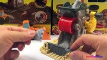 Et brique mandrin amis chargeur moulin Philippe jouer pâte à modeler plates-formes le le le le la Doh diggin tonka