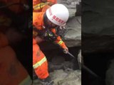 Rescue Efforts Continue After More Than 100 Feared Trapped in Sichuan Landslide