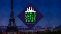 Paris Grand Chess Tour 2017 - Live ES Day Four Blitz Rounds 1-9