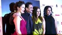Neha Dhupia, Waluscha Dsouza, Wendell Rodricks At Miss India Sub Crowning Contestants