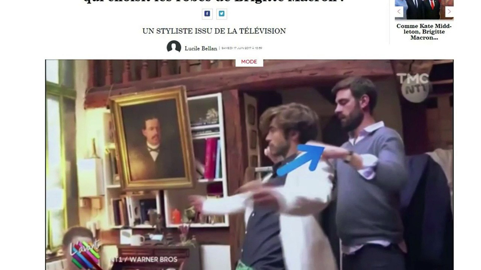 Un nouvel homme entre dans la vie de Brigitte Macron