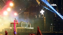 Justice live Coachella 2017 DVD Fan Audio Video Disco