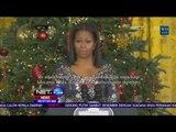 Dekorasi di Gedung Putih yang Memukau Siap Menyambut Natal - NET24