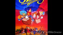 The Chipmunk Adventure! The Chipmunks and Chipettes-Off to See the World! (German) mp3 Song!