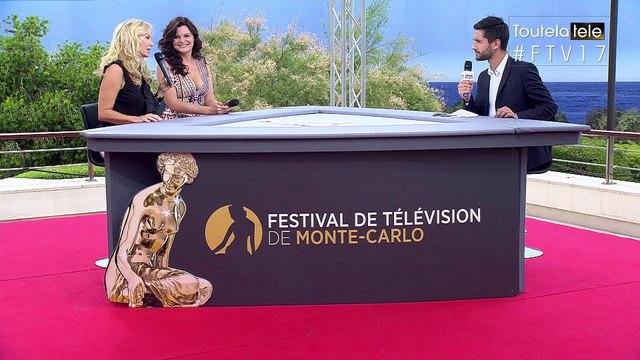 Top Models, Amour Gloire et Beauté, The Bold & The Beautiful : les stars du soap en direct du Festival TV de Monte-Carlo