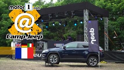 Bienvenue au Camp Jeep 2017 !