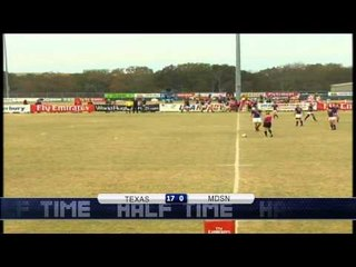 Texas vs. James Madison - Women's Match 26 - 2012 USA Rugby College 7s National Championship