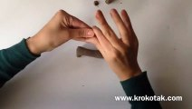 How to Make Paper Flowers  Rolled Paper Roses DIY E