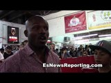 Tim Bradley Floyd Gave The Fans What They Wanted EsNews