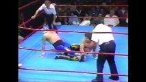 Atlantis/Satanico/Angel Azteca vs El Dandy/Kung Fu/Kato Kung Lee (CMLL April 1st, 1990)