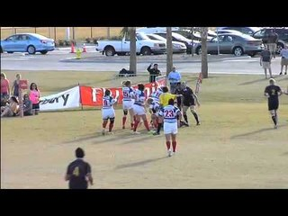 Glendale Raptors vs. Berkeley All-Blues - 2012 USA Rugby Women's Premier League Championship