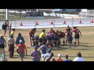 USA Rugby Women's National Championships 2012 - Highlights Show