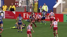 Warrington vs Catalans ( Betfred Super League 2017 )