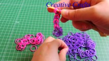 Cercles escroquerie avec métier à tisser arc en ciel péché sans comment faire un bracelet gomitas cercles métier à tisser bracelet