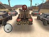 Des voitures disney partie Stade Course-o-rama rustbucket gameplay 4