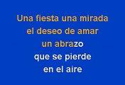 Ana Gabriel - Pecado original (Karaoke)