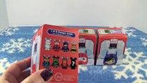 И большой бункер Мусорное ведро по бы Коллекция дисней Герой игрушка Городской винил 6 tsum tsum wikkeez