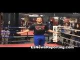 victor ortiz talks trash on floyd mayweather and marcos maidana  EsNews Boxing