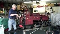 1 3 scale Darjeeling Himalayan Railway B-Class Steam Locomotive in 7.25  gauge