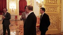"""Vladimir Poutine : """"Je ne suis pas une femme, je n'ai pas de mauvais jours !"""""""