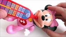 Et bébé lit les couleurs docteur pour va hôpital apprentissage souris à Il jouet vidéo Minnie playset b