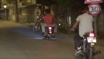 Sadece Adana'da Yaşanabilecek Bir Olay: Motosikleti Motosikletle Taşıyan İnsanlar