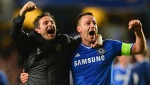 Does Lampard know Terry's next move?