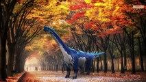 Incroyable et dessin animé enfants dinosaure dinosaures pour film des noms Court des sons vidéo 3d  