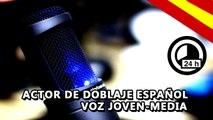 Jsparda - Demo voiceover