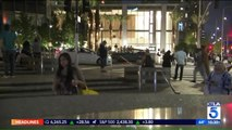 Tallest Building in Western U.S. Opens in Los Angeles, Puts on Impressive Light Display