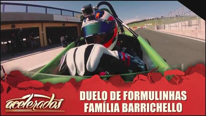 Duelo de Formulinhas - Família Barrichello