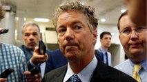Senator Rand Paul Would Consider Obamacare Repeal