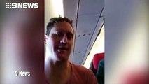 Des passagers racontent la peur de leur vie à bord d'un vol Air Asia victime d'un problème technique
