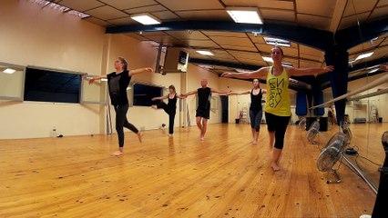 Rhythm'n dance : stage Contemporain 2017