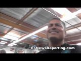 robert garcia breaks down manny pacquiao vs canelo alvarez EsNews Boxing