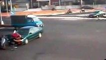 أخطر حوادث الدراجات النارية