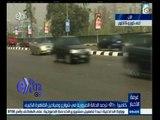 #غرفة_الأخبار | كاميرا سي بي سي اكسترا ترصد الحالة المرورية من أعلى كوبري أكتوبر