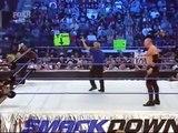 Mark Henry vs Kane WWE Smackdown June 1st 2007