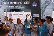 Les Olympiennes remportent la Champion's Cup