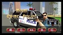 Criminalité militaire respecter récompense pistolet laser de police de Miami