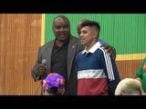 US olympian Karlos Balderas WBC amateur champion - EsNews Boxing