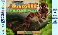 И приложение Лучший Лучший динозавр Открытие для iphone / Ipad / Ipod Дети Дети ... играть головоломка трогать