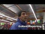 khurshid abdullaev on his next BKB fight EsNews Boxing