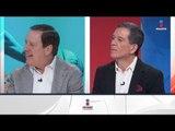 Arturo Brizio habló del arbitraje en Adrenalina | Adrenalina | Imagen Deportes